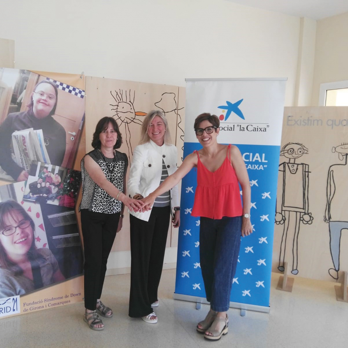 Vida adulta i lleure: col·laboració entre Caixabank Girona i Astrid-21