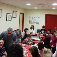 Festa de Nadal - Tallers per a tothom de la fundació de persones amb síndrome de Down i /o discapacitat intel·lectual Astrid-21