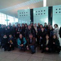Participants Projecte Erasmus organitzat per Down Catalunya