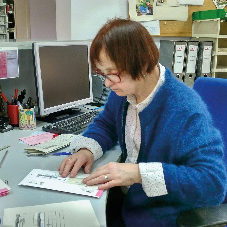 FORMACIÓ OCUPACIONAL d'Àstrid-21. Inclusió i seguiment laboral de les persones amb síndrome de down i discapacitat intel·lectual