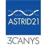 logotip astrid-21, 30 anys millorantr la qualitat de vida i les sortides laborals per persones amb discapacitat psíquica i diversitat funcional